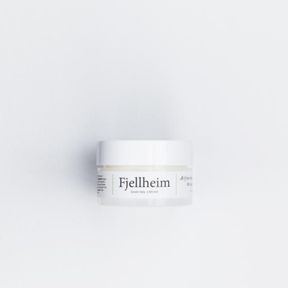 Fjellheim Shaving Cream Travel Size