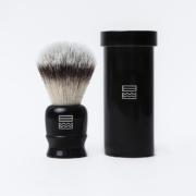 Vegan Shaving Brush with case | Fitjar Islands