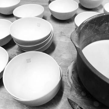 lathering-bowl