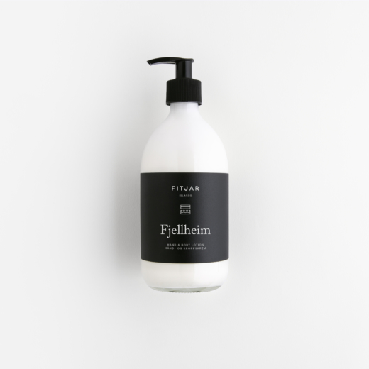 Fitjar Islands | Fjellheim Hand & Body Lotion 500ml