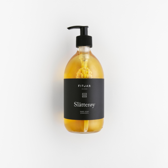 Fitjar Islands | Slatteroy Hand Soap 500ml