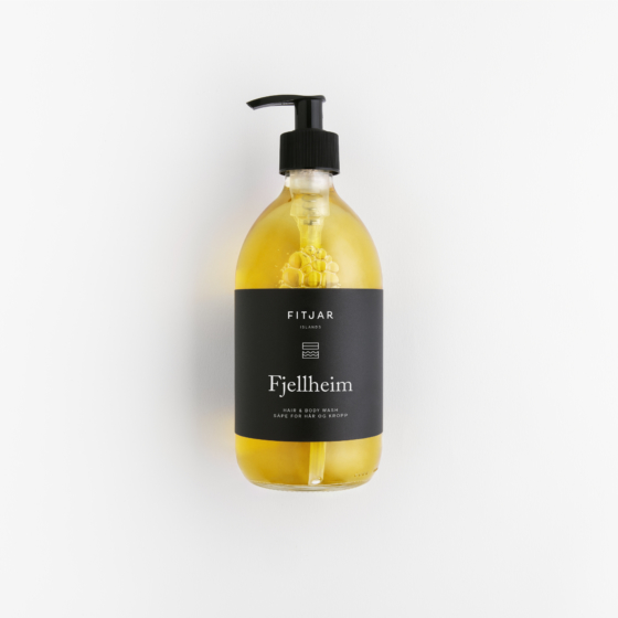 Fitjar Islands | Fjellheim Hair & Body Wash 500ml
