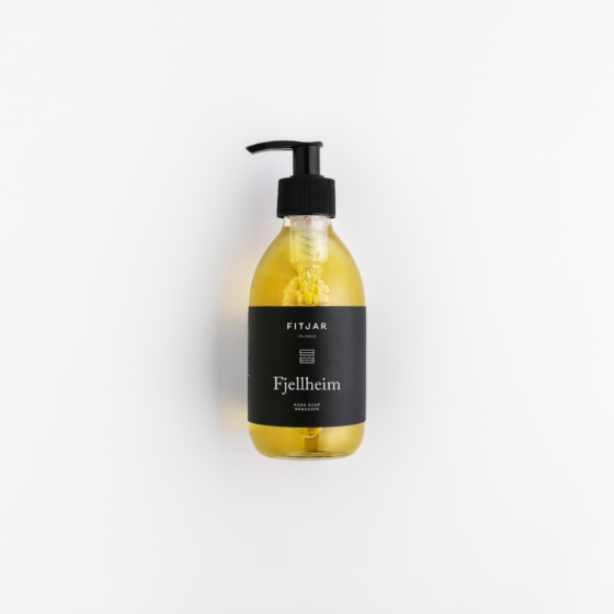 Fitjar Islands | Fjellheim Hand Soap 250ml
