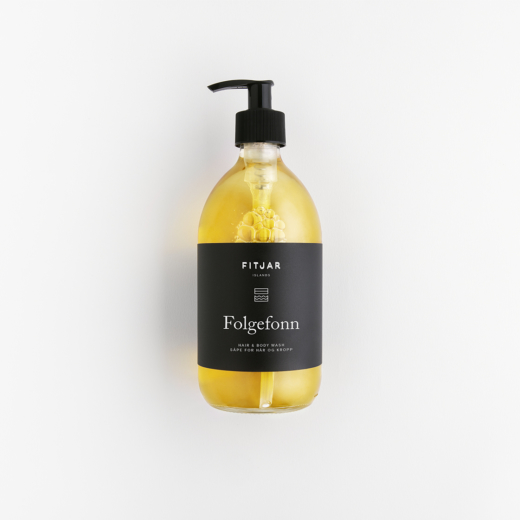 Fitjar Islands | Folgefonn Hair & Body Wash 500ml