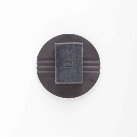 Fitjar Islands Soap Dish x Rita Lysebo Egren | Anthracite