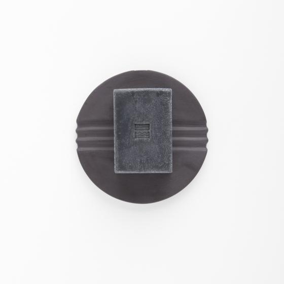 Fitjar Islands Soap Dish x Rita Lysebo Egren | Anthracite