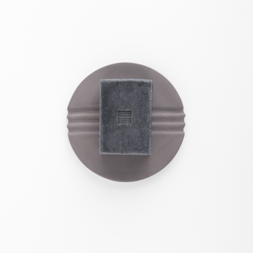 Fitjar Islands Soap Dish x Rita Lysebo Egren | Graphite